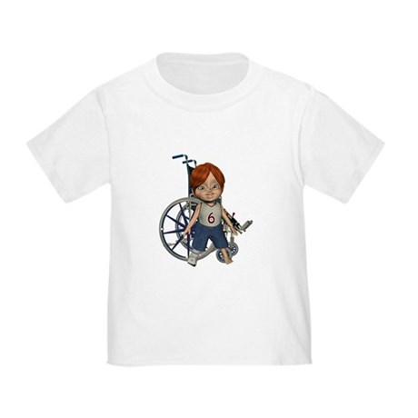 Kevin Broken Right Leg Toddler T-Shirt