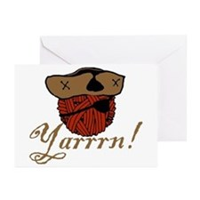Yarrrn Greeting Cards (Pk of 10)