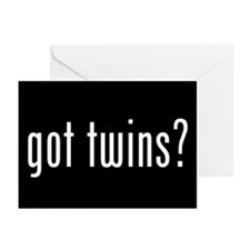 got twins? Greeting Cards (Pk of 10)