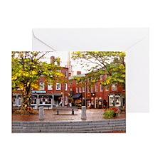 Market Square Harvest 2007 Greeting Card