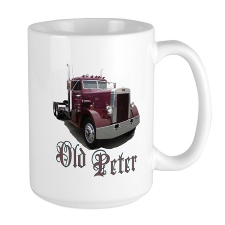 Old Peter Large Mug