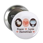 Peace Love Hanukkah Chanukah 2.25