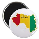 Cool Guinea 2.25&quot; Magnet (100 pack)
