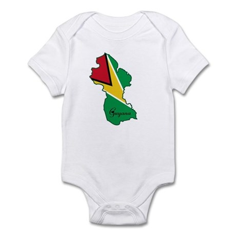 Cool Guyana Infant Bodysuit