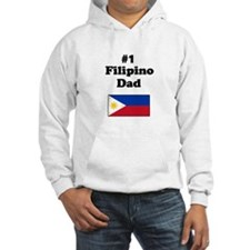 #1 Filipino Dad Hoodie