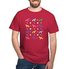 Schnauzer Designer T-Shirt