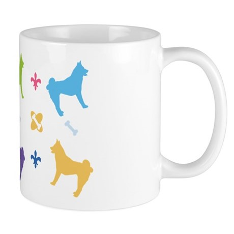 Shiba Inu Designer Mug