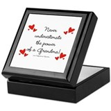 Grandma Power Keepsake Box