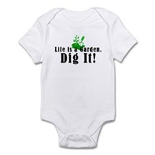 Life is a Garden Infant Bodysuit