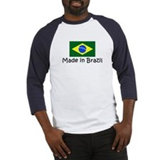 Made in Brazil Baseball Jersey