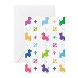 Westie Designer Greeting Cards (Pk of 10)