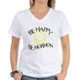 BE HAPPY BE MORMON Shirt