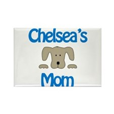 Chelsea's Mom Rectangle Magnet (10 pack)