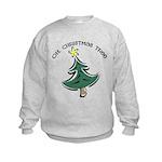 Oh Christmas Tree Kids Sweatshirt