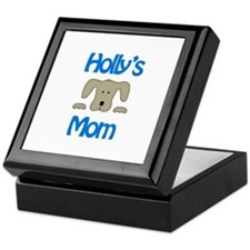 Holly's Mom Keepsake Box