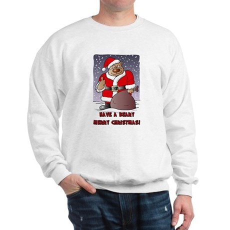 Beary Merry Christmas Sweatshirt