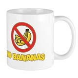 NO BANANAS Mug