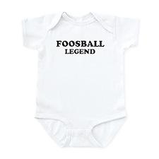 FOOSBALL Legend Infant Bodysuit