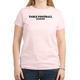TABLE FOOTBALL Legend T-Shirt