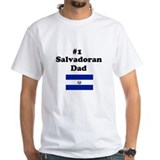 #1 Salvadoran Dad Shirt