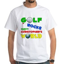 Golf Rocks Christopher's Worl Shirt
