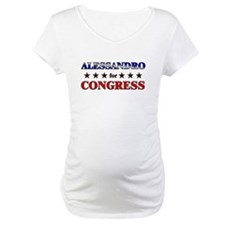 ALESSANDRO for congress Shirt