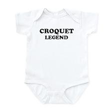 CROQUET Legend Infant Bodysuit