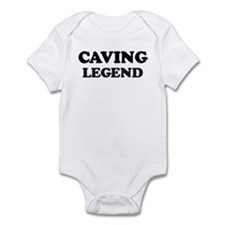 CAVING Legend Infant Bodysuit