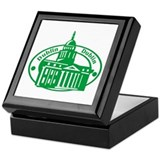 Dublin Passport Stamp Keepsake Box