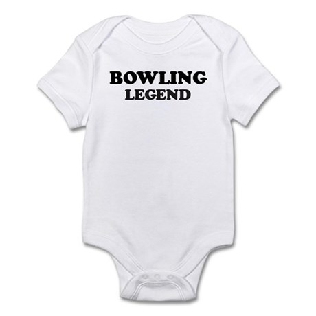 BOWLING Legend Infant Bodysuit