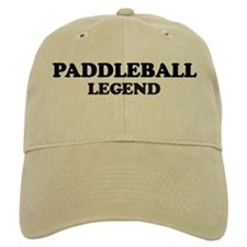 PADDLEBALL Legend Baseball Cap
