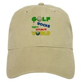 Golf Rocks Citlali's World - Cap
