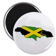 "Cool Jamaica 2.25"" Magnet (10 pack)"