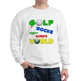 Golf Rocks Dora's World - Sweatshirt