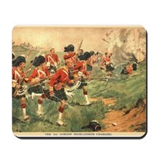 Gordon Highlanders Mousepad