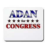 ADAN for congress Mousepad