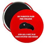Stupid Che Shirt Magnet