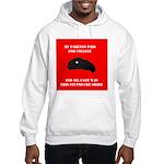 Stupid Che Shirt Hooded Sweatshirt