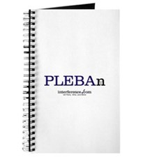 PLEBAn Blue Journal