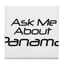 Ask me about Panama Tile Coaster
