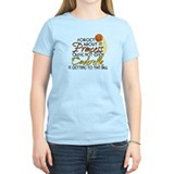 Not Even Cinderella - Basketball T-Shirt