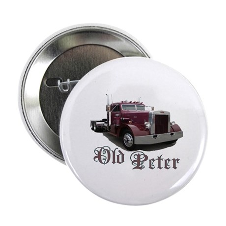 "Old Peter 2.25"" Button (10 pack)"