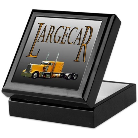 Largecar Keepsake Box
