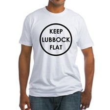 Keep Lubbock Flat Shirt