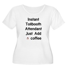 Tollbooth Attendant T-Shirt