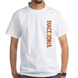 Macedonia Stamp Shirt