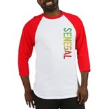 Senegal Stamp Baseball Jersey