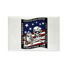VF-84 Jolly Rogers Rectangle Magnet (100 pack)