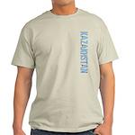 Kazakhstan Stamp Light T-Shirt