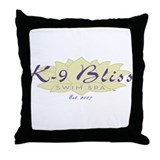 K9 Bliss Throw Pillow